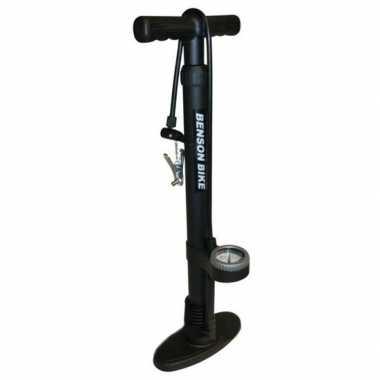 Professionele fietspomp inclusief manometer