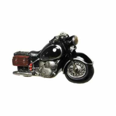 Spaarpot zwarte motor